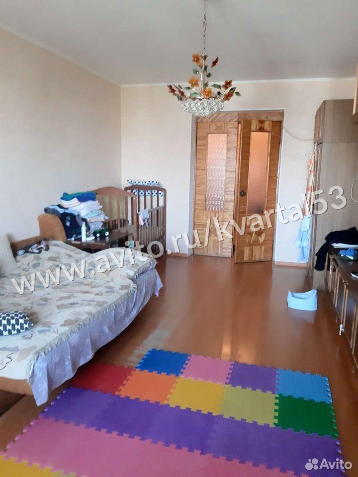 4-к квартира, 100 м², 5/5 эт.