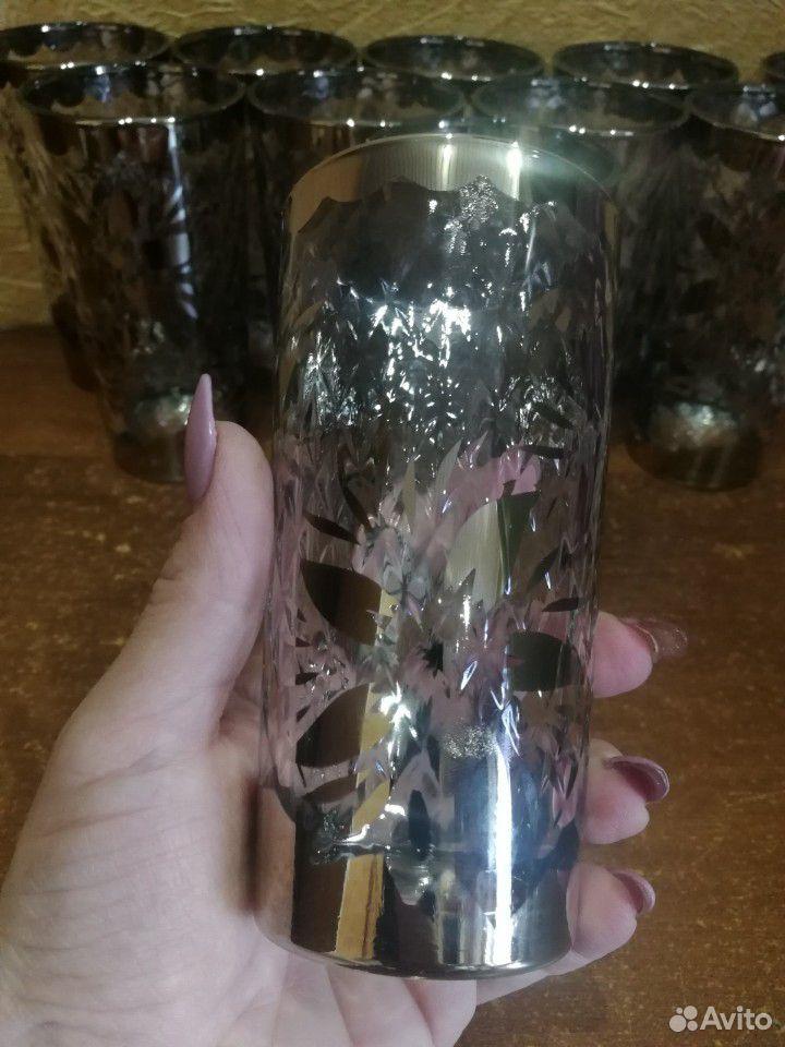 Продам стаканы и стопки, по 12 шт. использовала 1  89632073636 купить 1