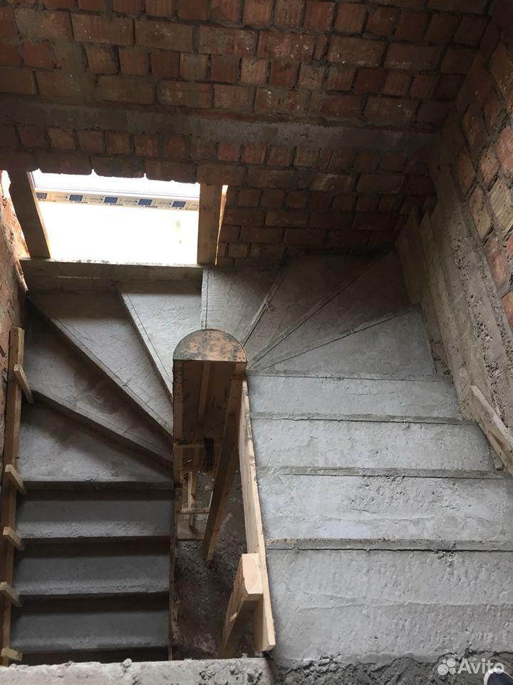 Заливка монолитных лестниц  89288668660 купить 3