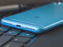 Xiaomi redmi 6 3/32 голубой новый