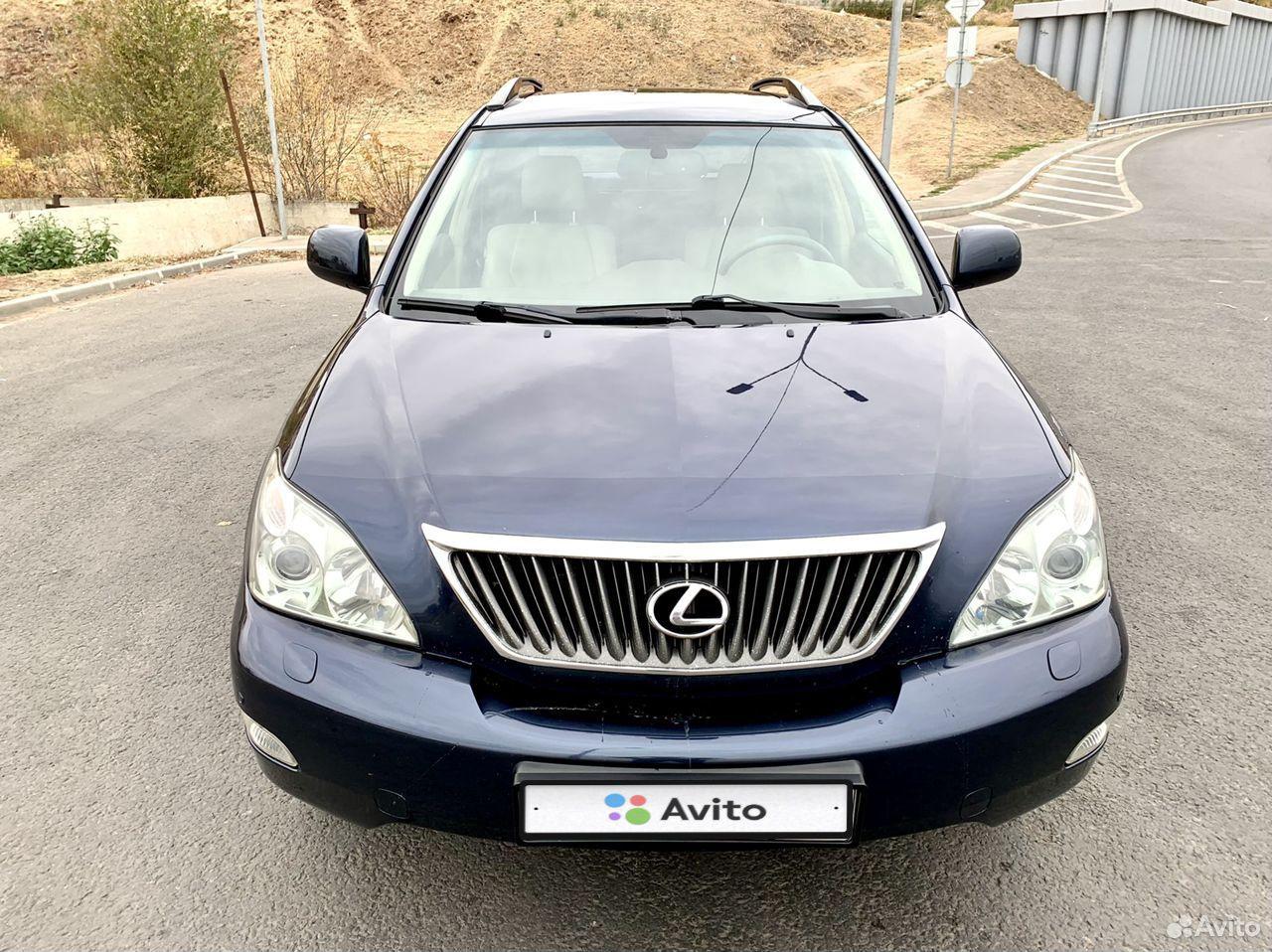 Lexus RX, 2007  89610795153 купить 6