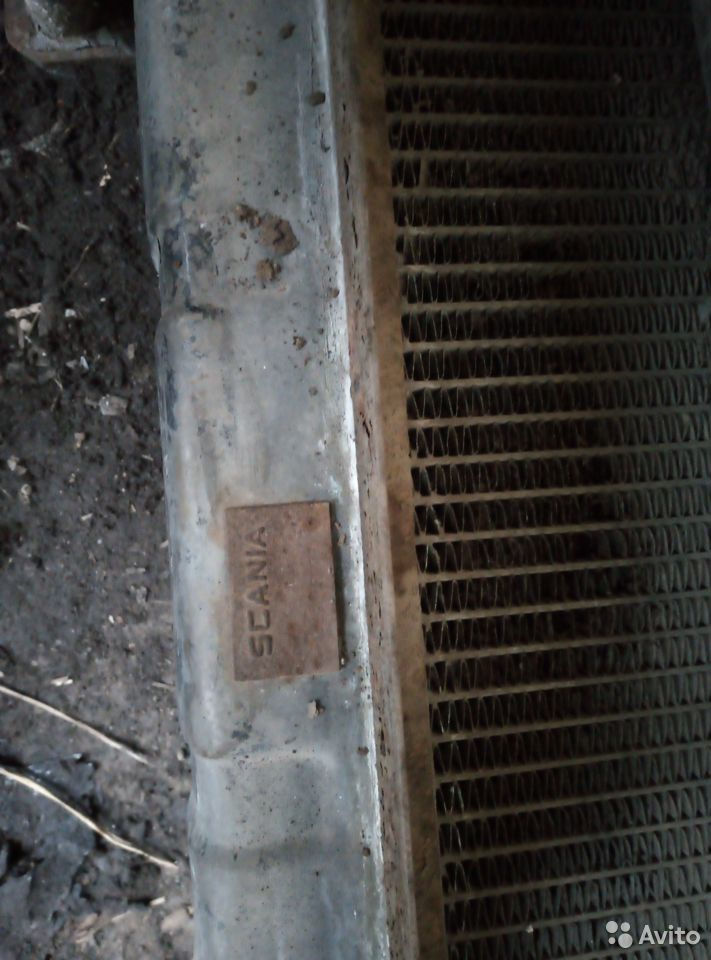 Радиатор Скания Т серии  89046134530 купить 1