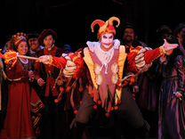 Большой театр опера риголетто 24 Июня