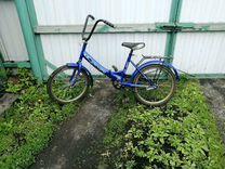 Велосипед подростковый,возможен торг