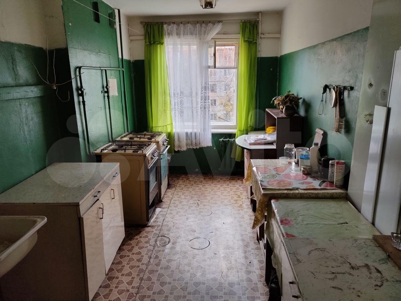 Комната 17 м² в 2-к, 3/5 эт. 89517155004 купить 6