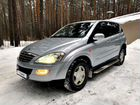 SsangYong Kyron 2.0 МТ, 2008, 145 000 км