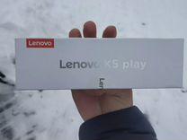 "Новый Lenovo K5 Play 3/32Gb 5,7"" Snap 430+Чехол"