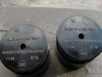 Разъём рш-вш 30-В-А-25/380 (кругл.)