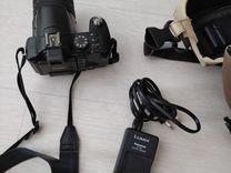 Фотоаппарат Panasonik Lumix DMC-FZ30 и штатив
