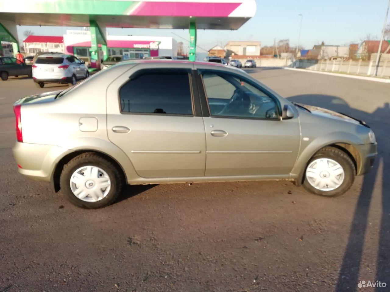 Renault Logan, 2011  89613558476 kaufen 8