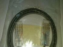 Шнур соеденительный 5е, 110-110