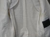 Zara пиджак лен