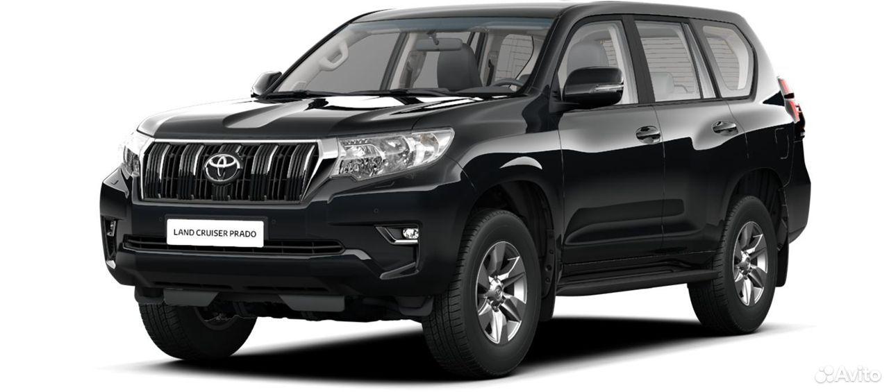 Toyota Land Cruiser Prado, 2020 83842494028 купить 1
