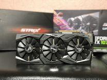 Видеокарта asus ROG strix-GTX1070-8G-gaming