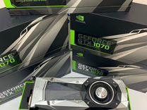 Nvidia GeForce GTX 1070 8Gb Founders Edition