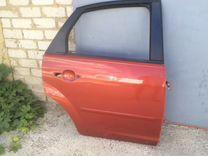 Форд Фокус 2 дверь задняя правая