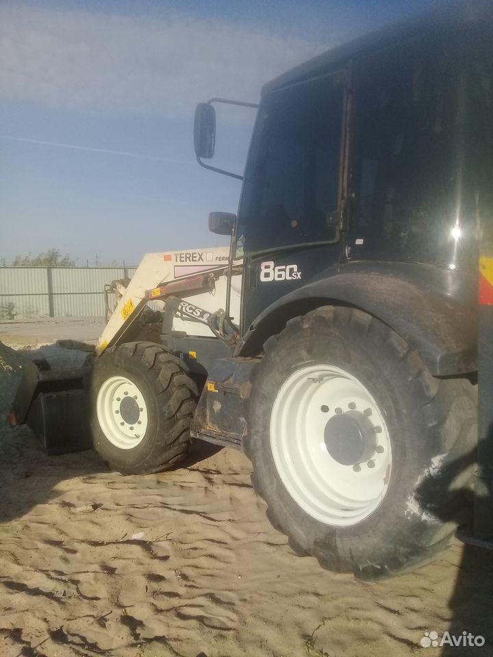 Эксковатор камаз песок вывоз мусора