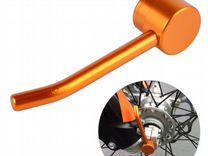 KTM съемник передней оси