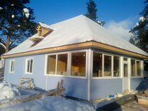 Строительство домов,домокомплекты,сип панели ппу