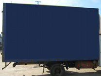 Европлатформа (фургон) на Газель б/у 4,2 м
