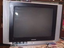 Телевизор SAMSUNG Slim Fit TV с приставкой DBV-T2 — Аудио и видео в Твери