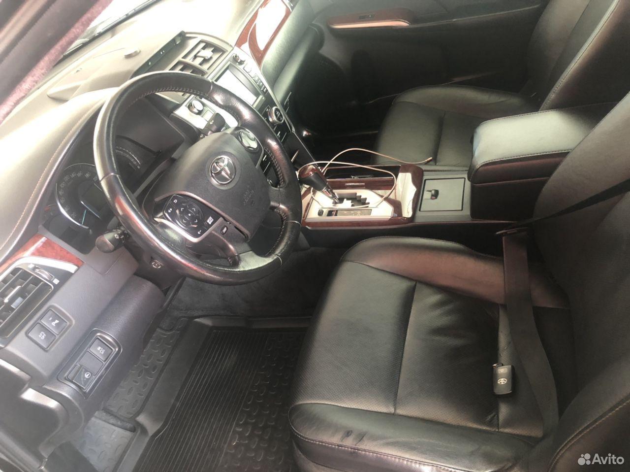 Toyota Camry, 2014  89285455553 купить 6