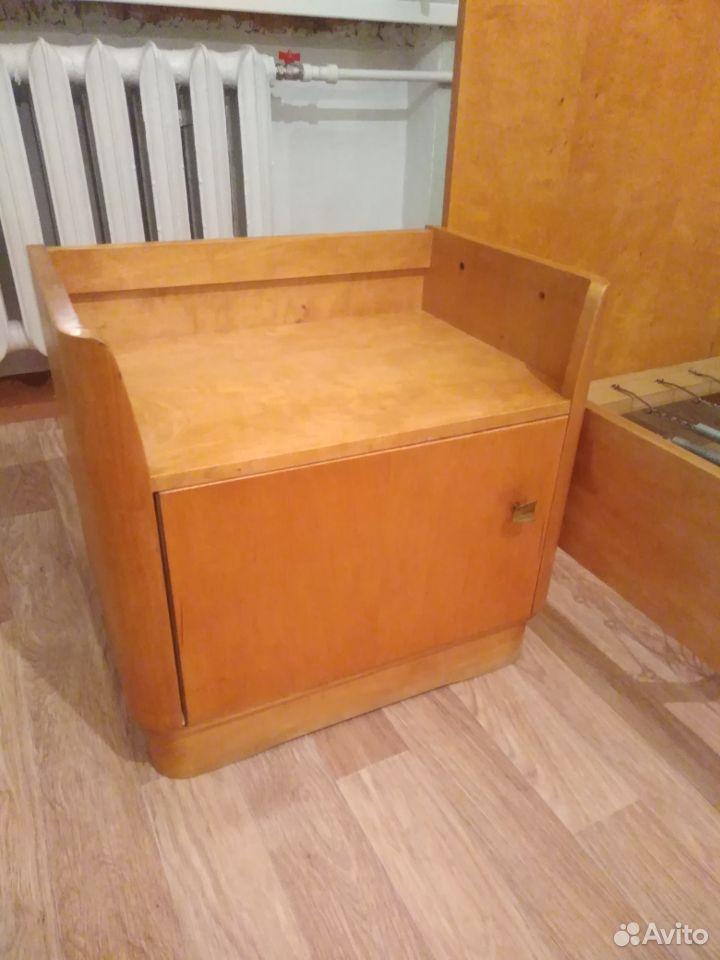 Мебельный гарнитур для спальни, натуральное дерево  89833180473 купить 3