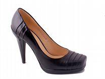 Туфли новые разные натуральная кожа фирменные