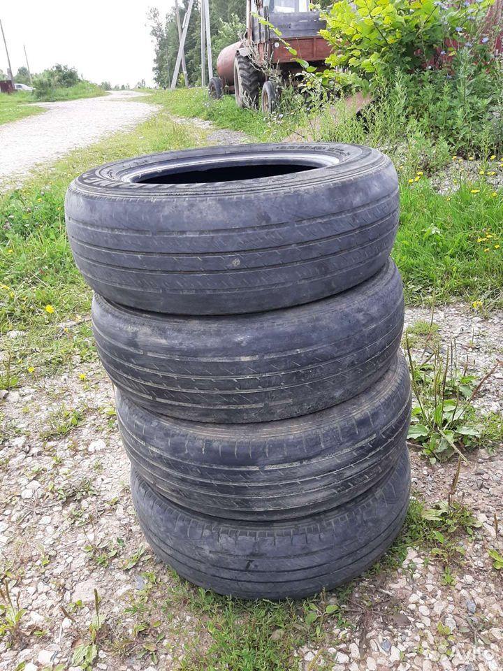 Летние шины R14 Dunlop SP Touring  89661935377 купить 1
