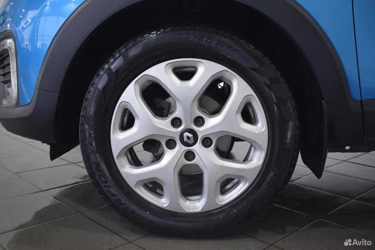 Renault Kaptur, 2016  84872337047 купить 8