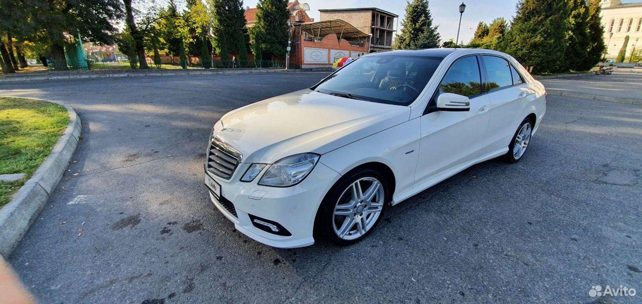 Mercedes-Benz E-класс, 2010  89897499573 купить 2
