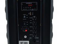 Активная напольная колонка MT-809