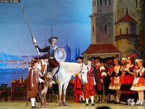 Балет Дон Кихот Большой театр