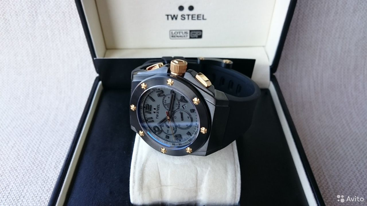 Мужские спортивные часы Хронограф TW Steel Обмен  89525003388 купить 9