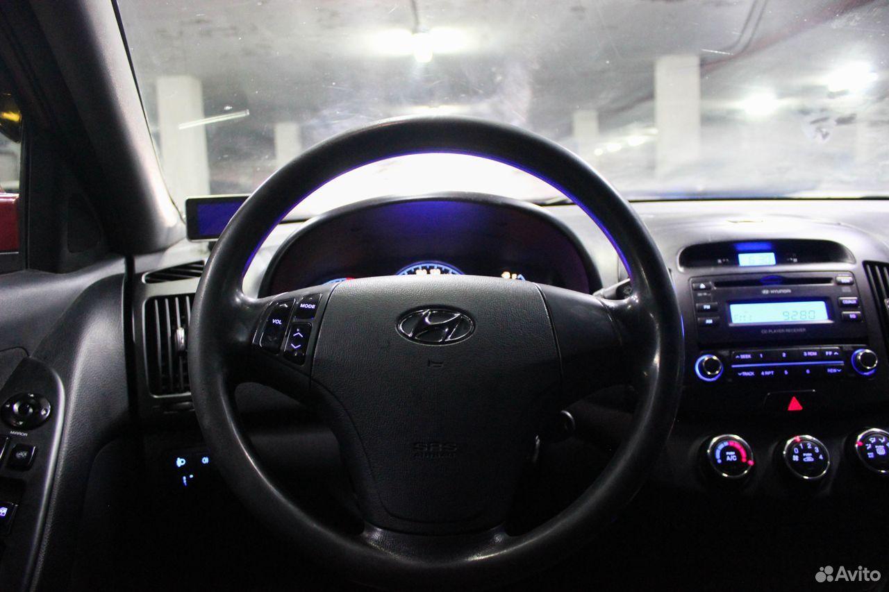 Hyundai Elantra, 2007  83452578874 купить 9