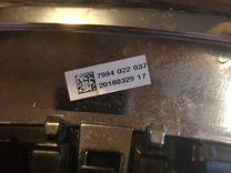 Решетка радиатора на BMW X6 f16