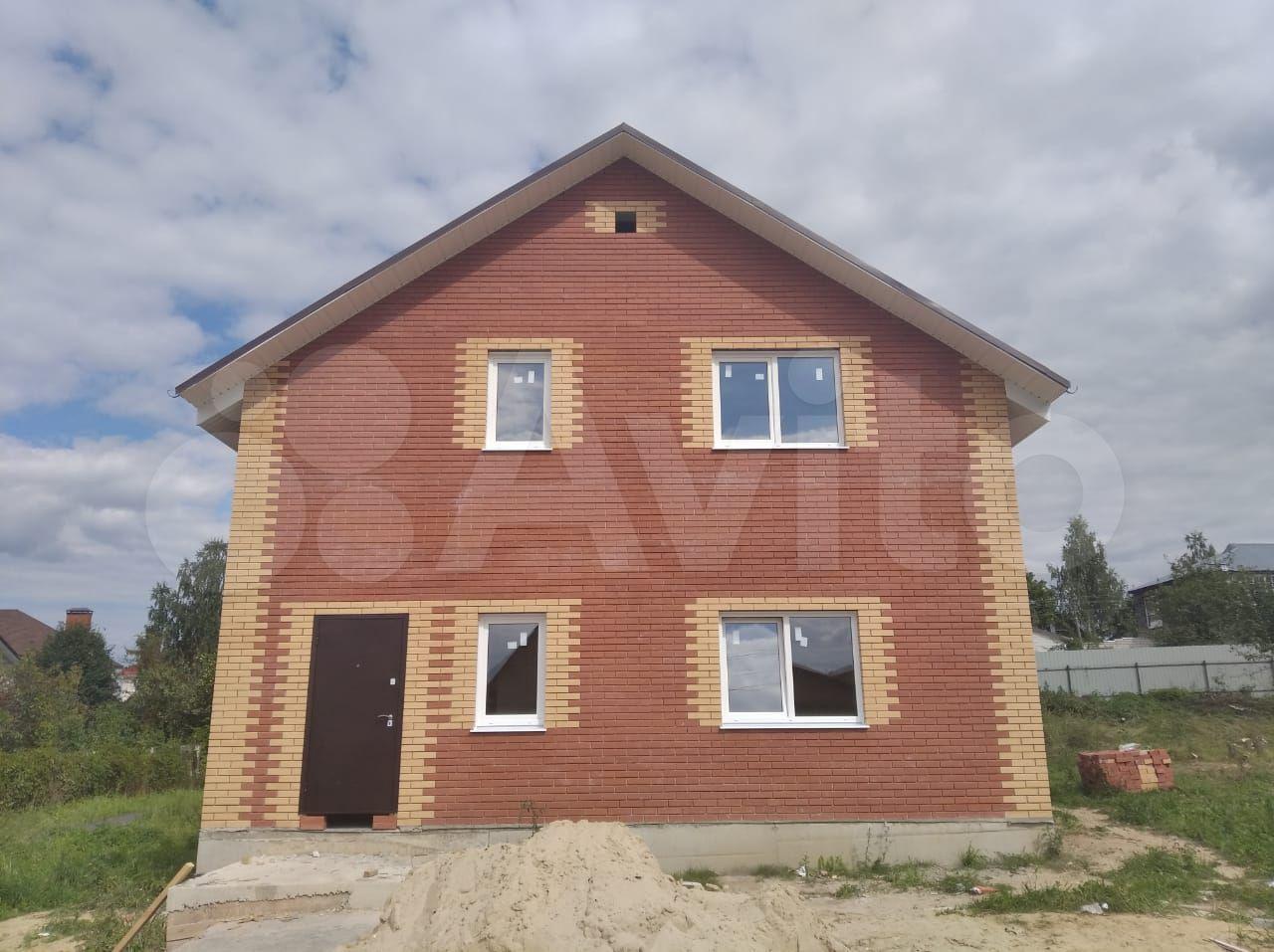 Дом 135 м² на участке 7 сот.  89997356720 купить 2