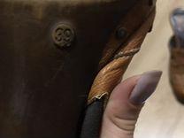 Сабо натуральная кожа 39 размер — Одежда, обувь, аксессуары в Санкт-Петербурге