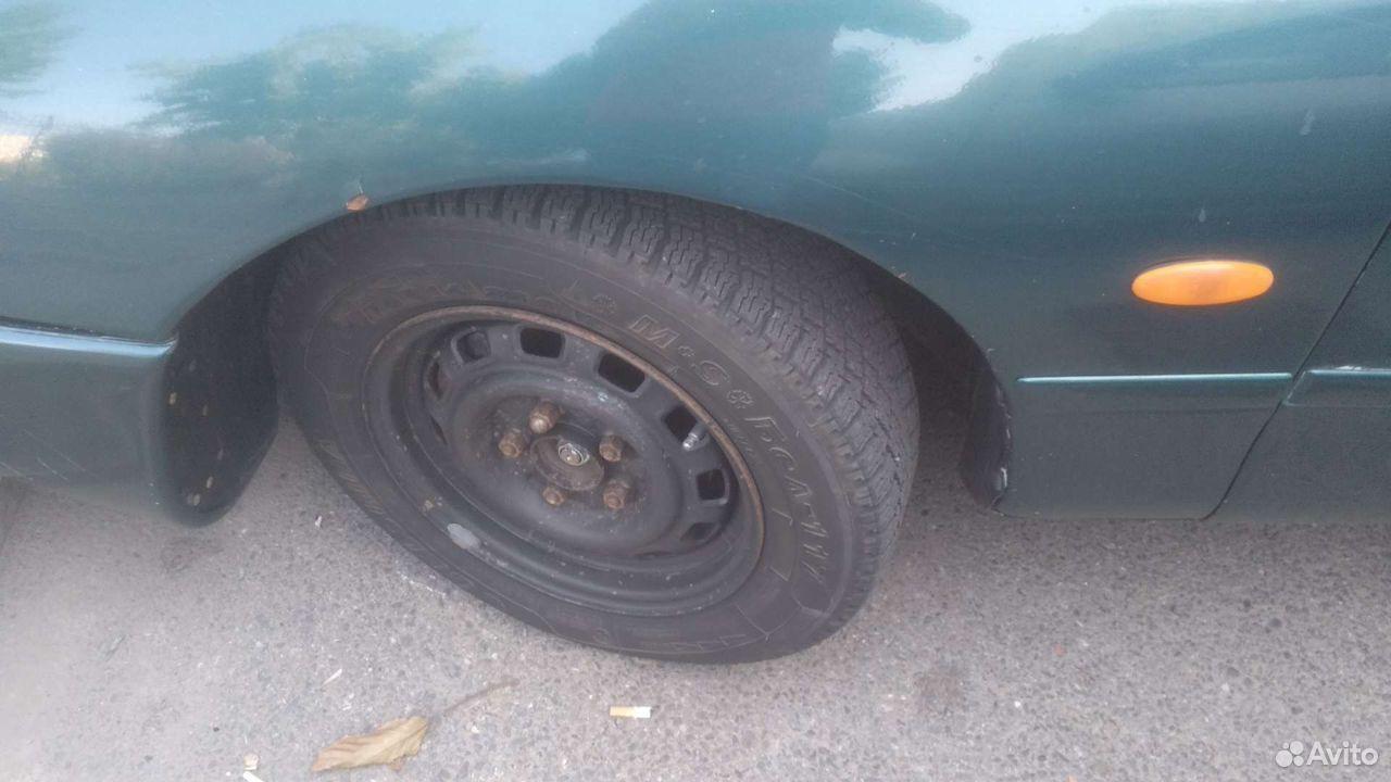 Mazda 626, 1992  89289703048 купить 8