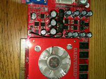 Видеокарта Gainward 6600GT AGP8X 128MB