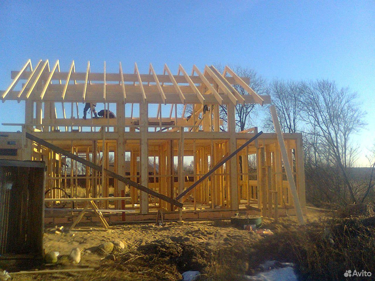 Строительство домов, бань, фундаменты ушп