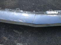 Mercedes GL 166 amg хром бампера с дефектом