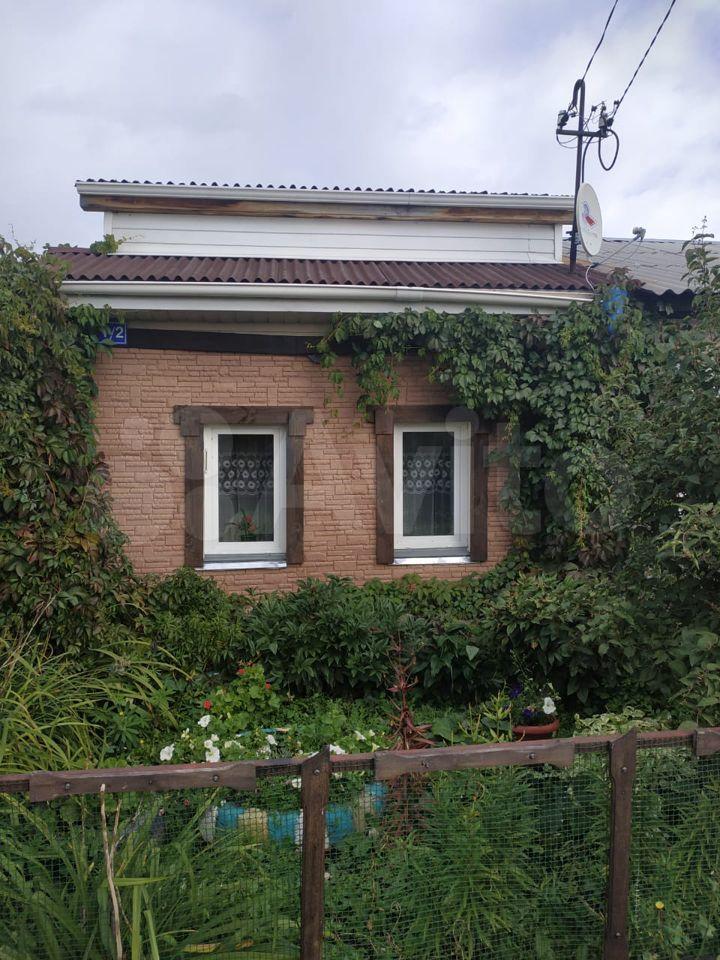 Дом 50 м² на участке 6 сот.  89226687166 купить 1