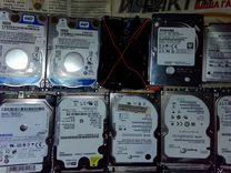 Жёсткие диски 2.5,3.5 на запчасти,от ноутбуков — Товары для компьютера в Самаре