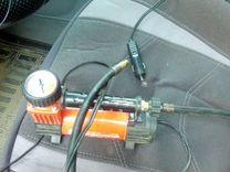 Продам компрессор (насос) для автомобиля