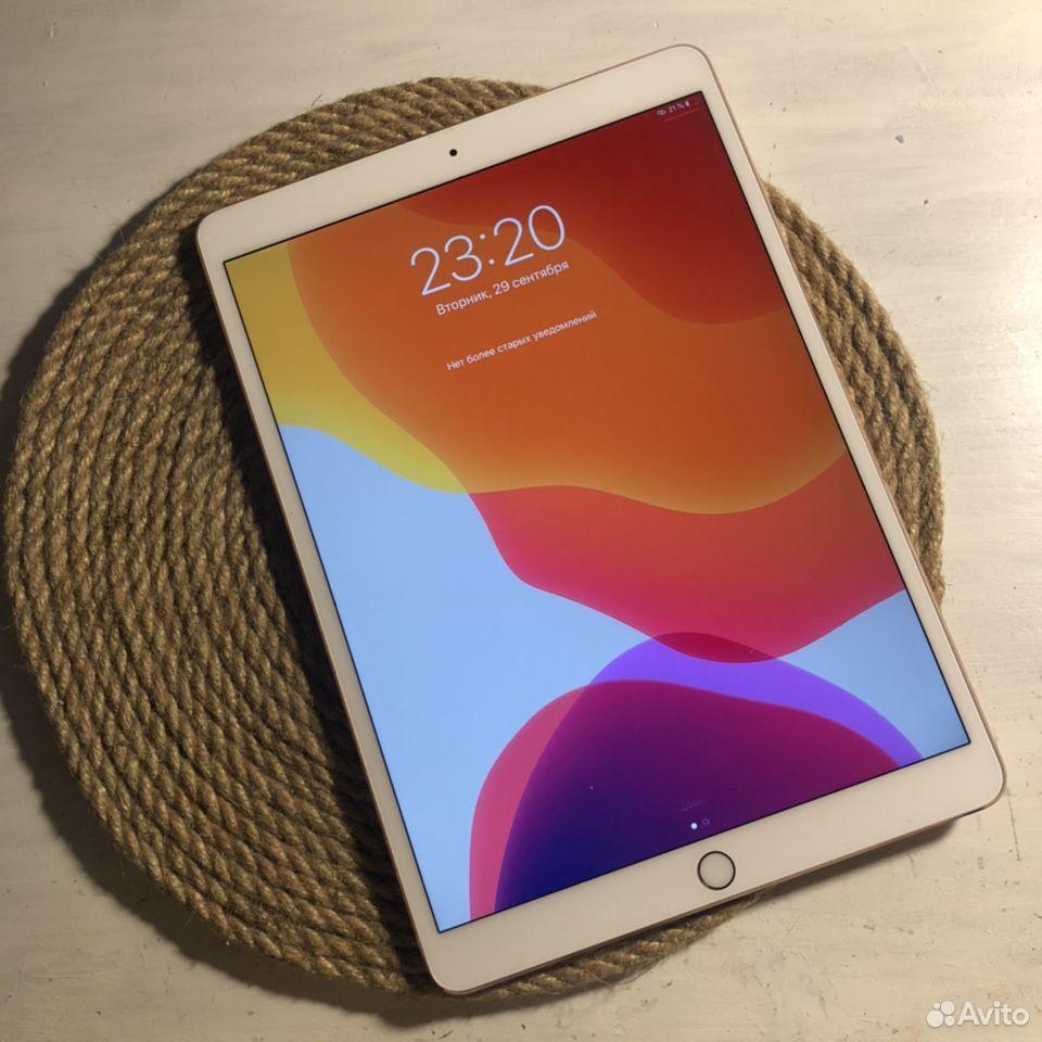 iPad pro 10.5 2017 256 гб  89003527557 купить 1