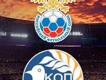 Квалификация. Россия-Кипр. 11 июня
