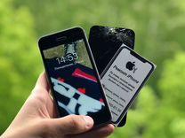 Замена экрана iPhone 5/5c/5s/SE установкой