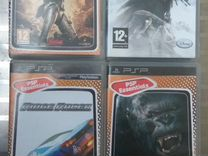 Игры для Sony PSP