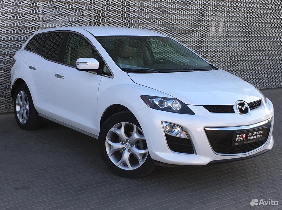 Mazda CX-7, 2010  88633330423 купить 3